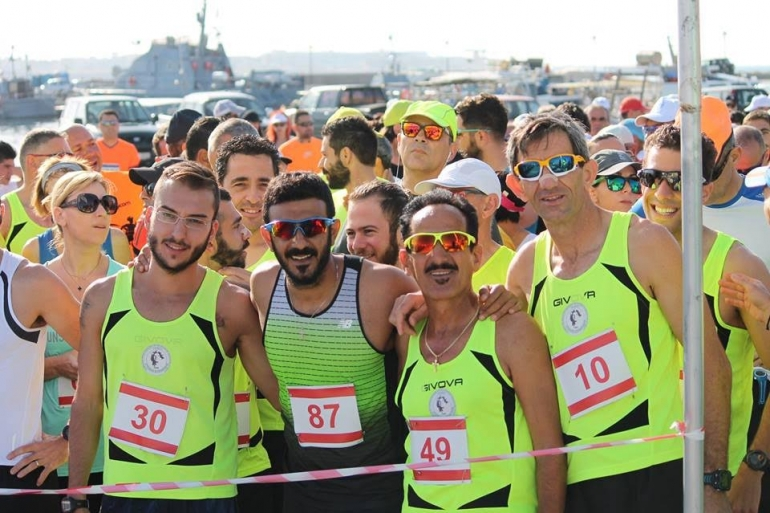 RUN AROUND PAFOS, 2nd of APRIL 2017