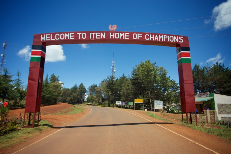 WELCOME TO ITEN-HOME OF CHAMPIONS